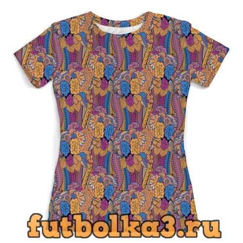 Футболка Abstract Design женская