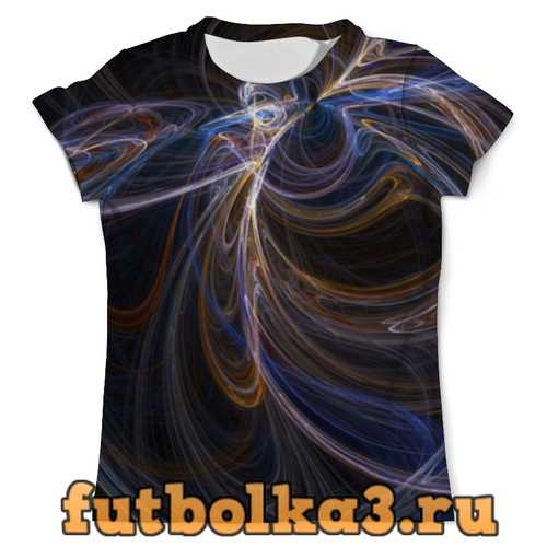 Футболка Абстрактный дизайн мужская