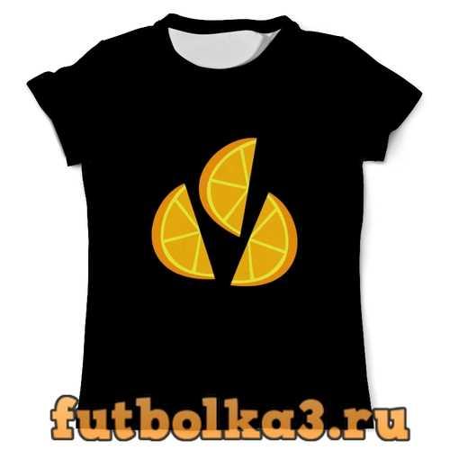 Футболка Апельсин мужская