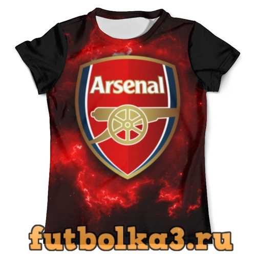 Футболка Arsenal мужская