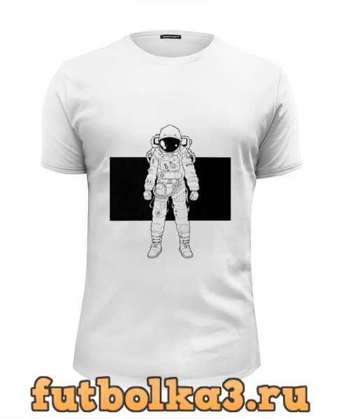 Футболка Астронавт мужская