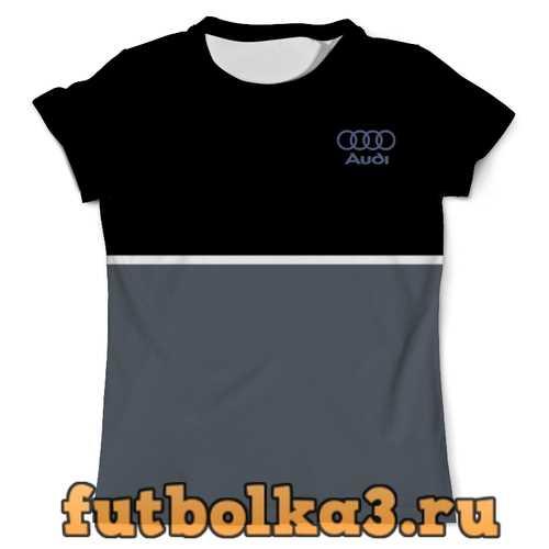 Футболка Авто Audi мужская