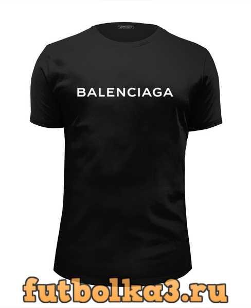 Футболка BALENCIAGA мужская