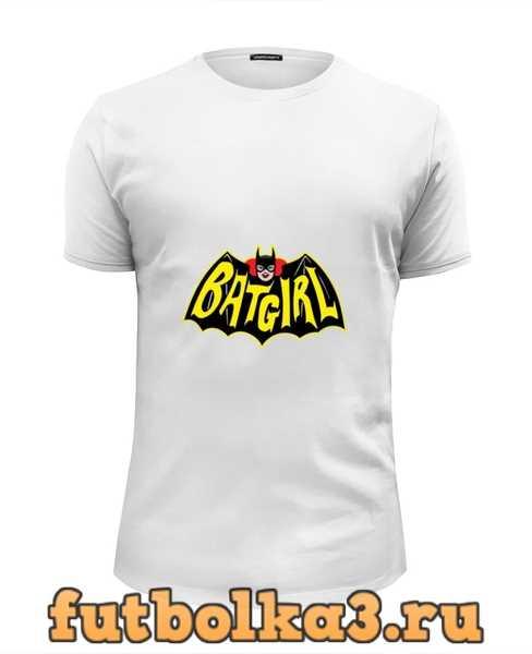 Футболка Batgirl мужская