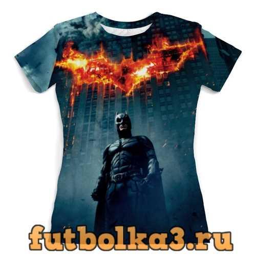 Футболка Batman женская