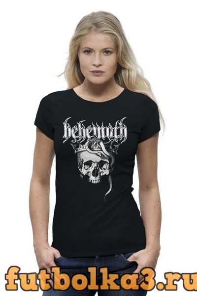 Футболка Behemoth женская