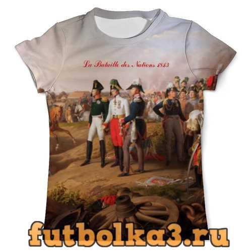 Футболка Битва народов мужская