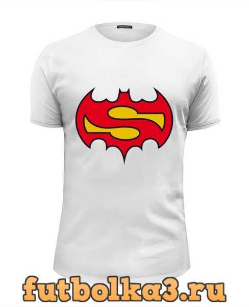 Футболка Бэтмен (Batman) мужская