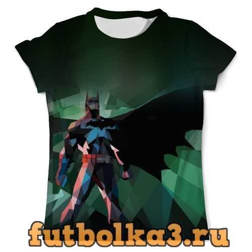 Футболка Бэтмен мужская