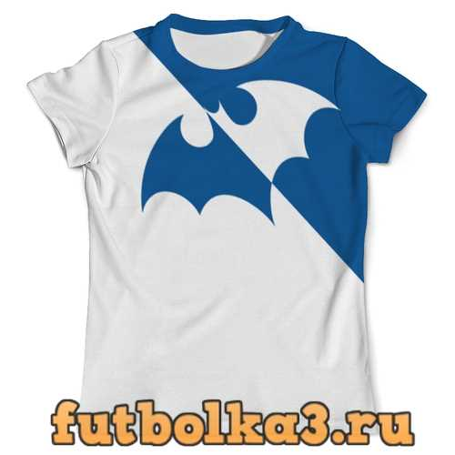 Футболка Бэтмэн мужская