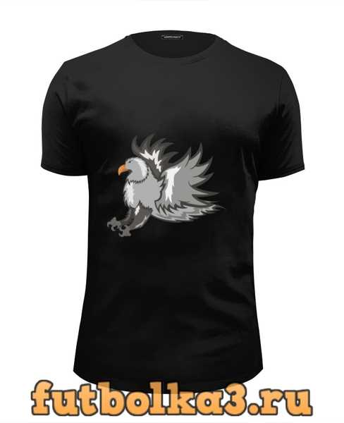 Футболка Black Eagle мужская