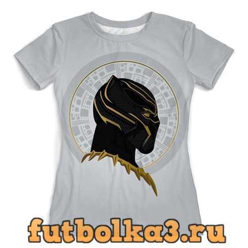 Футболка Black Panther (1) женская