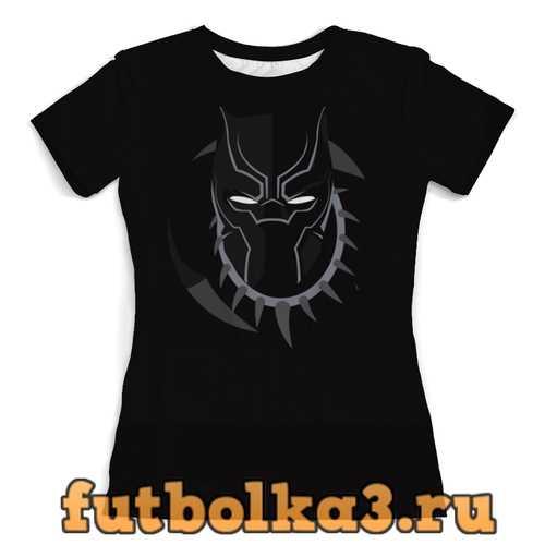 Футболка Black Panther женская
