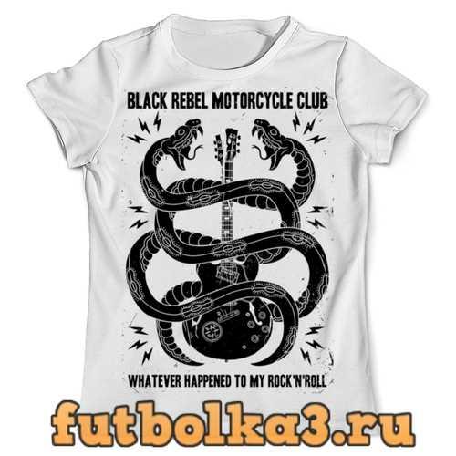 Футболка Black Rebel Motorcycle Club мужская