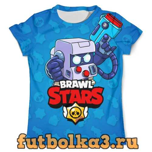Футболка BRAWL STARS 8-BIT мужская