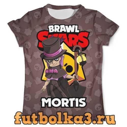 Футболка BRAWL STARS MORTIS мужская