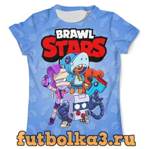 Футболка BRAWL STARS мужская