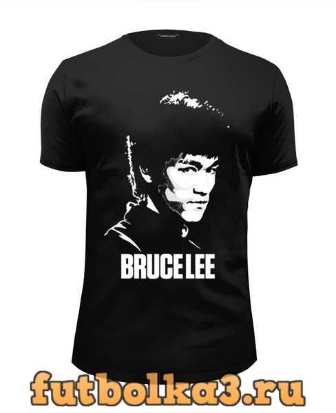 Футболка Bruce Lee мужская