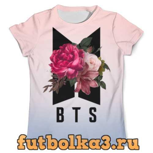 Футболка BTS (k-pop) мужская