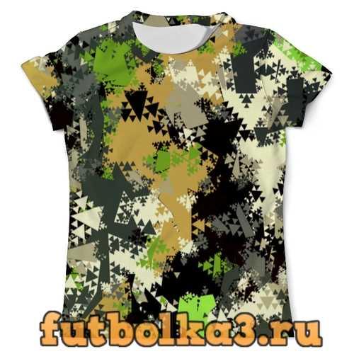 Футболка Camouflage Triangle мужская