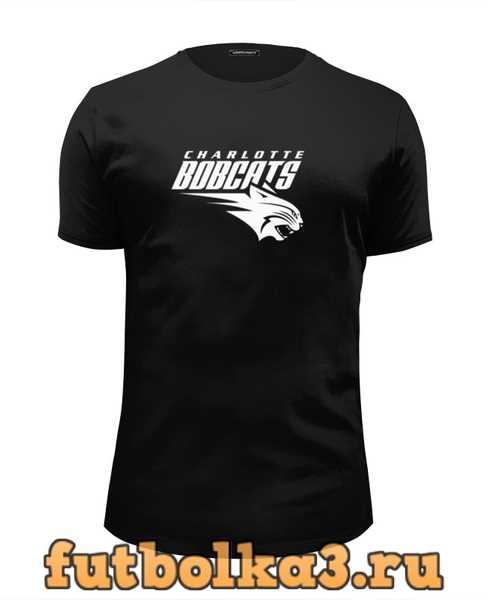 Футболка Charlotte Bobcats мужская