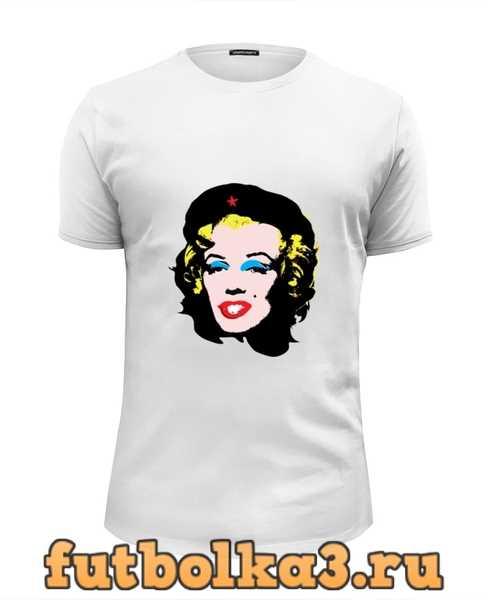 Футболка Che Guevara- Marilyn Monroe мужская