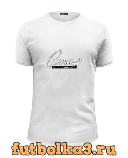 Футболка Chevrolet Camaro. мужская