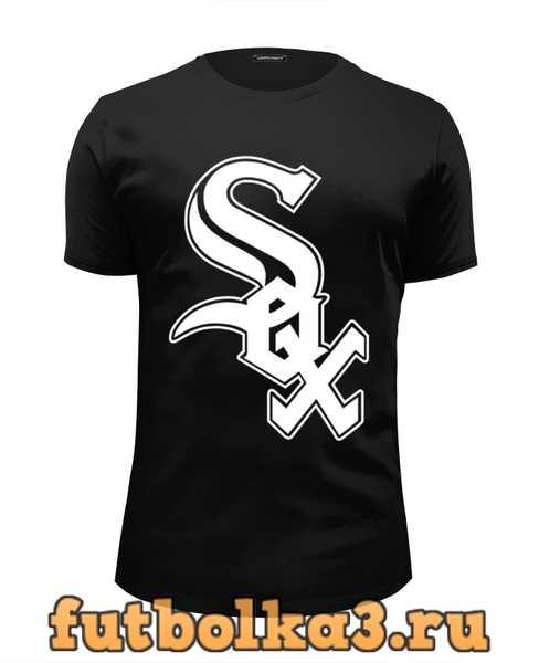 Футболка Chicago White Sox мужская