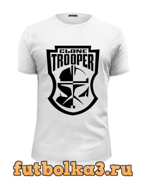 Футболка Clone Trooper (Star Wars) мужская