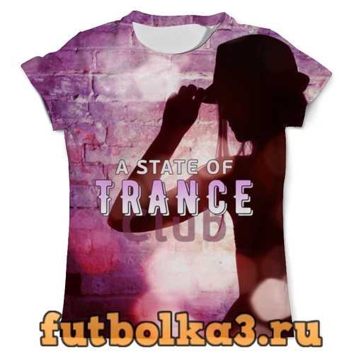 Футболка Club Trance мужская