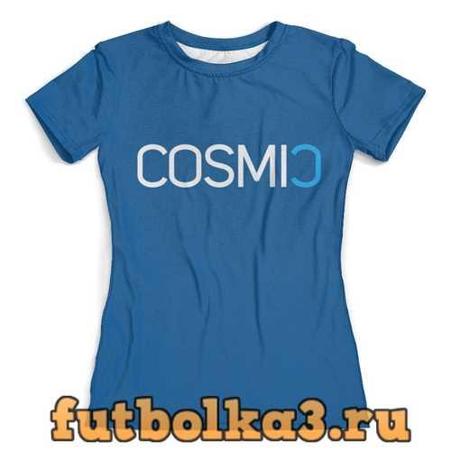 Футболка Color 2020 Cosmic женская
