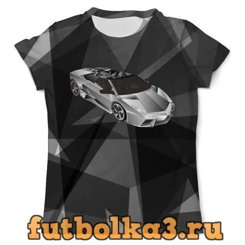 Футболка Concept Car мужская