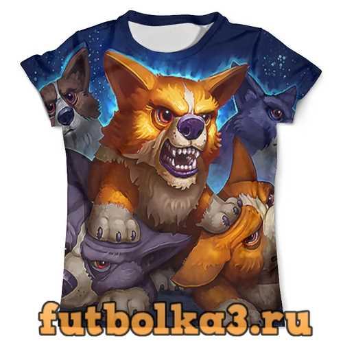 Футболка CorgiDog_ мужская