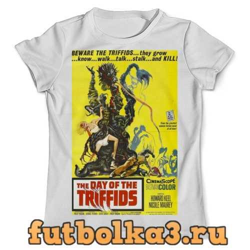 Футболка Day of triffids мужская