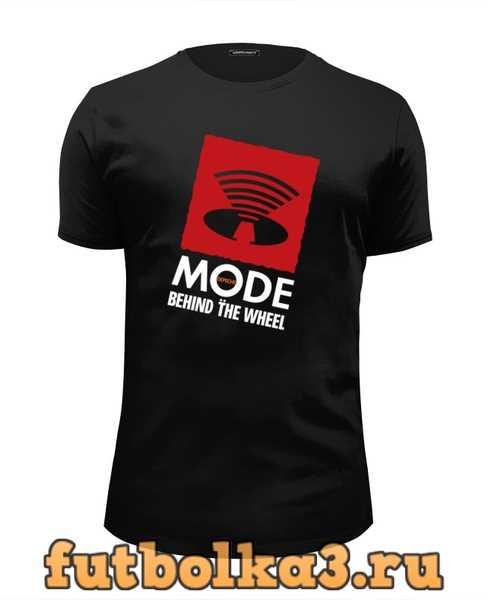 Футболка Depeche Mode / Behind The wheel мужская