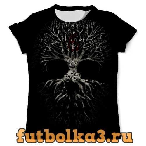 Футболка Дерево тьмы мужская