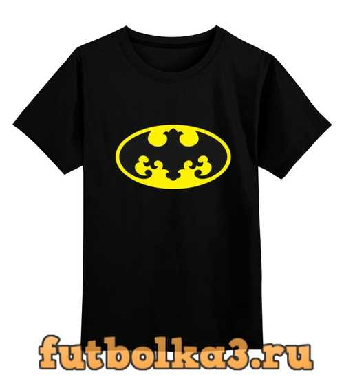 Футболка детская Бэтмен (Batman)