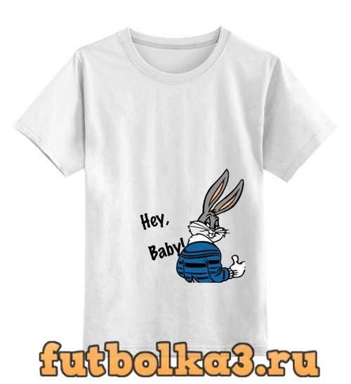 Футболка детская Bugs Bunny_man