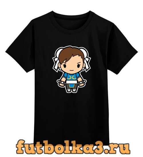Футболка детская Chun-li (Street Fighter)