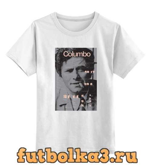 Футболка детская Columbo