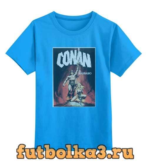 Футболка детская Conan the Barbarian