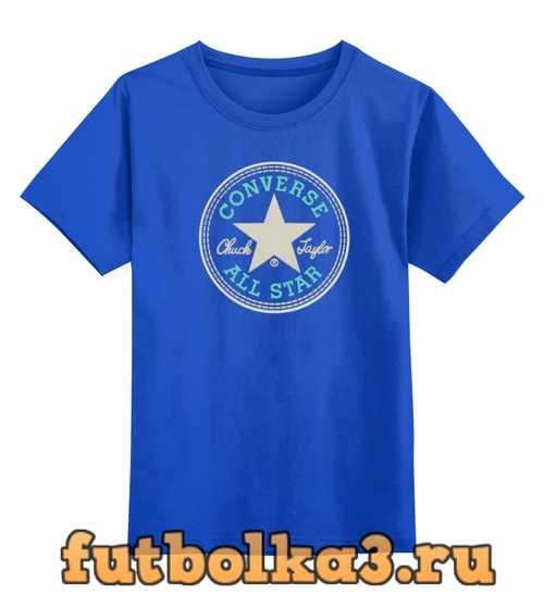 Футболка детская CONVERSE ALL STAR