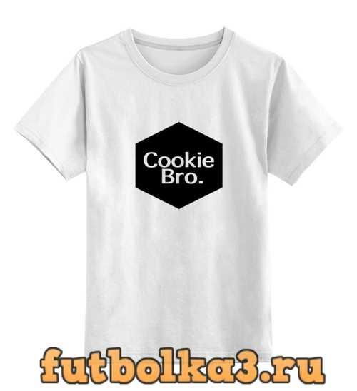 Футболка детская Cookie Bro.