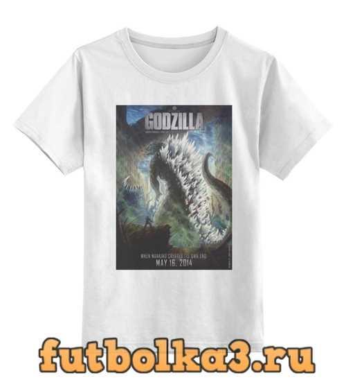 Футболка детская Godzilla / Годзилла