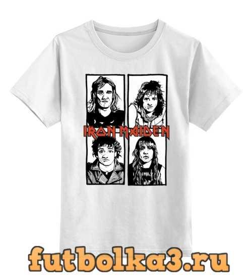 Футболка детская Iron Maiden Band