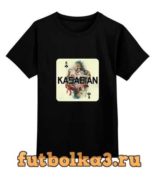 Футболка детская Kasabian - Empire