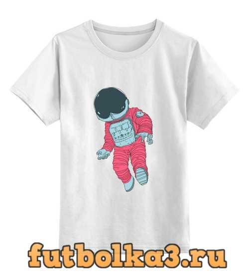 Футболка детская Космонавт