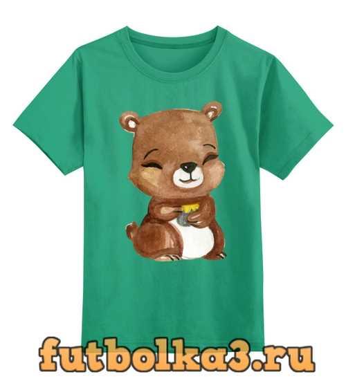 Футболка детская Медвежонок
