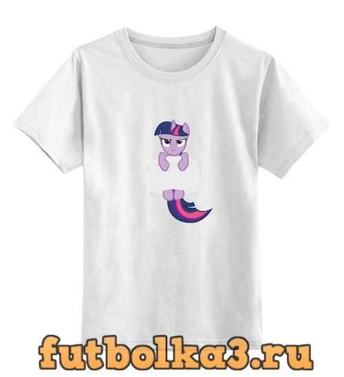 Футболка детская twilight t-shirt