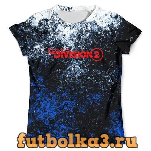 Футболка Division 2 мужская